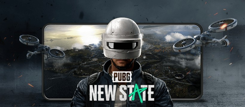 《PUBG:NEW STATE》Google Play 商店预先登录突破500 万人次