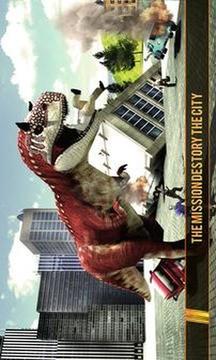 恐龙模拟游戏截图1