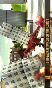 恐龙模拟游戏截图2