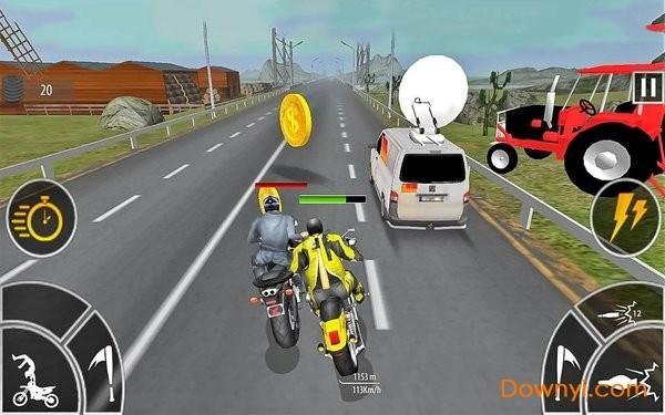 暴力摩托车截图2