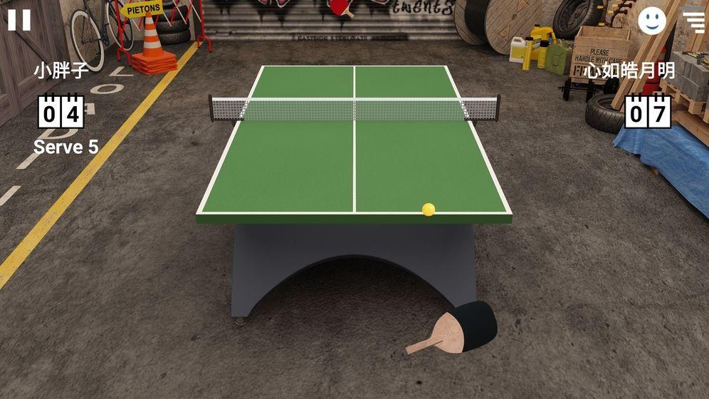 虚拟乒乓截图1