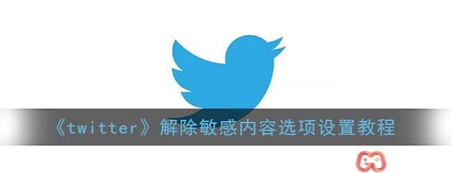 推特怎么看敏感内容-推特twitter解除敏感内容选项设置教程