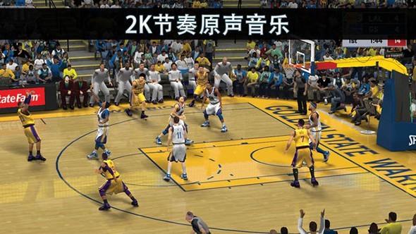 NBA 2K19截图2