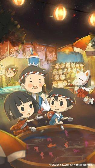 昭和盛夏祭典故事截图2