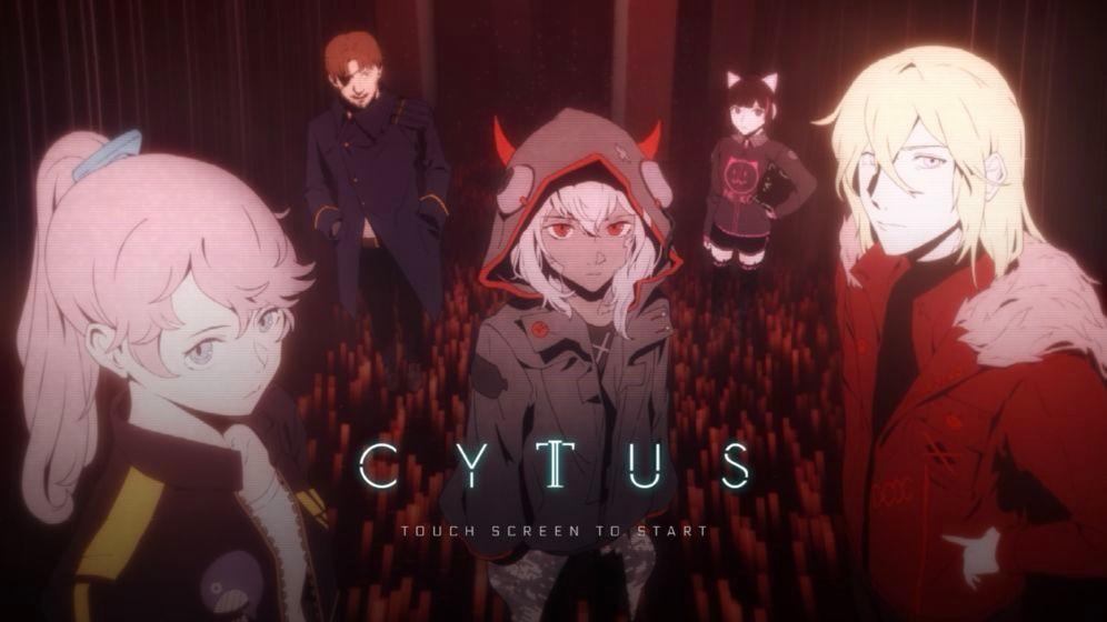 音乐世界Cytus2截图3
