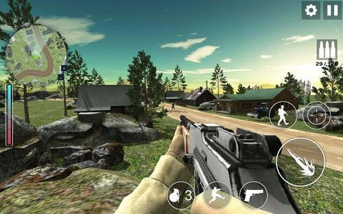 面对战争:PvP射手截图2