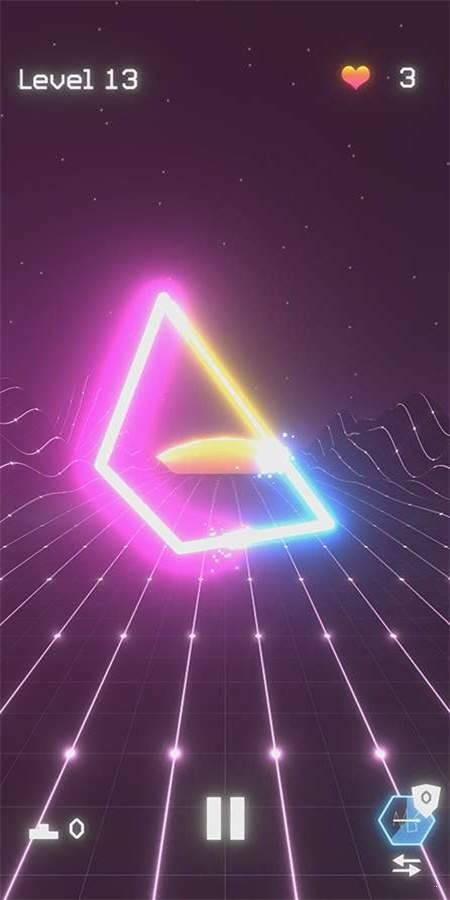 霓虹追光者截图1