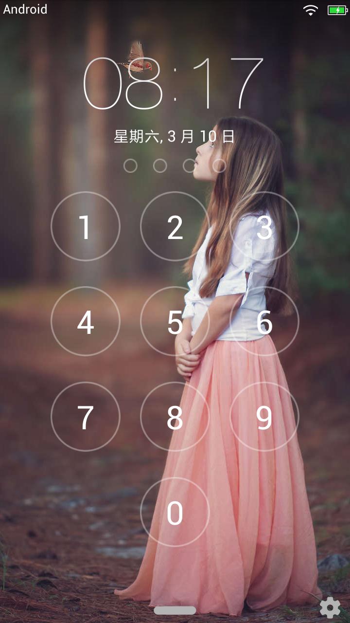 iphonex苹果锁屏主题截图4