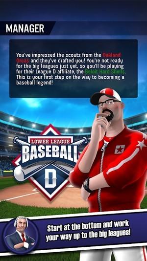棒球新星截图1