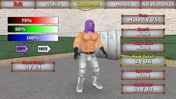 摔跤帝国截图1