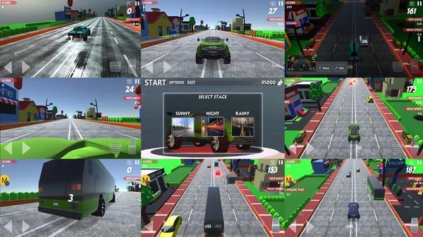 高速赛车3D截图4