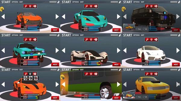 高速赛车3D截图3