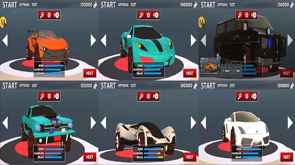 高速赛车3D截图2