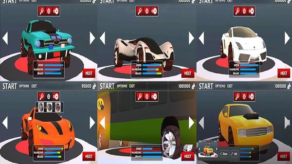 高速赛车3D截图1