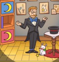 脑洞大侦探魔术师怎么过-魔术师三星通关攻略