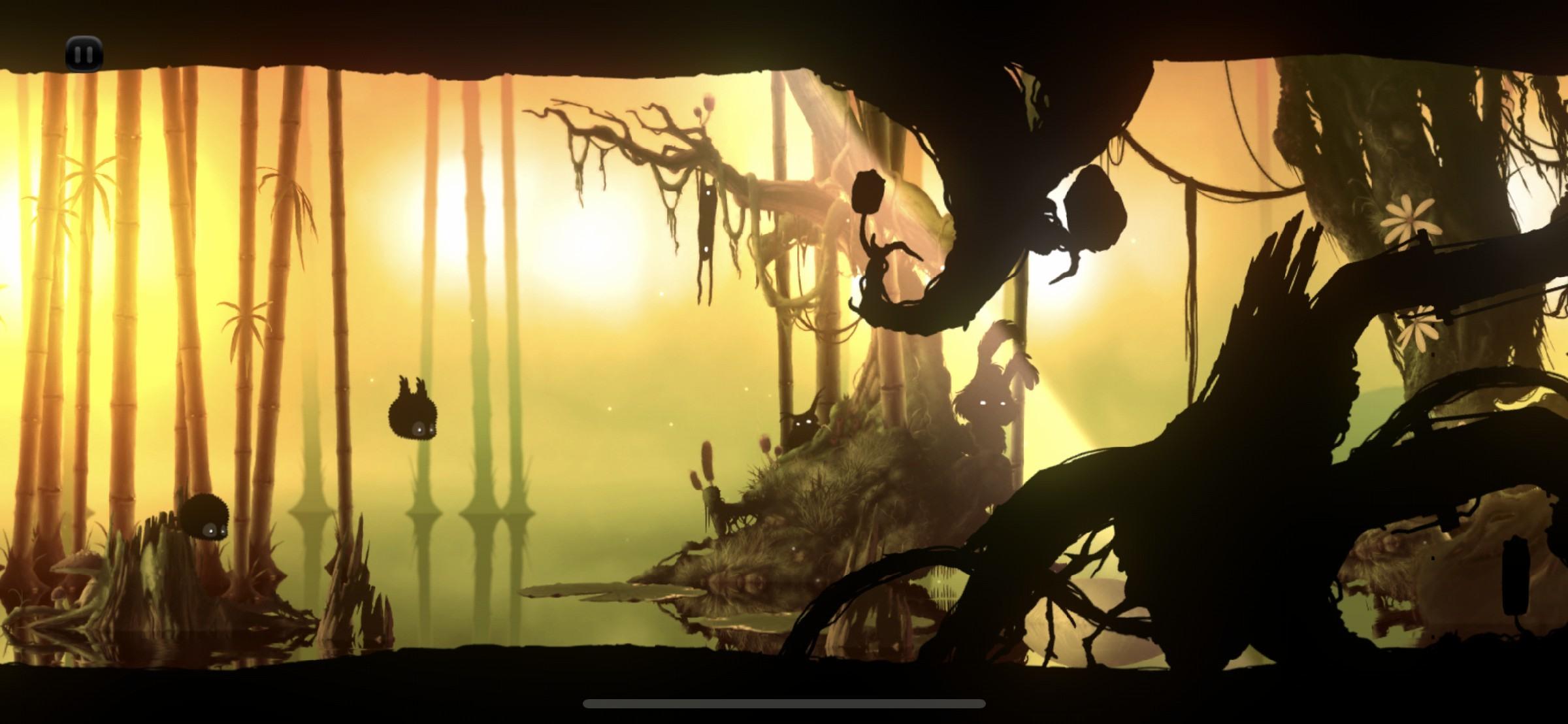 动作冒险游戏《Badland+》透过行动装置体验独特美学与丰富关卡设计