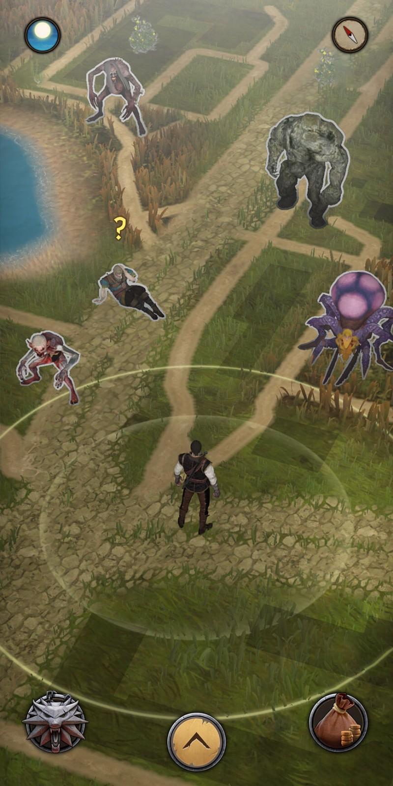 巫师怪物猎手截图2