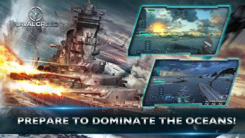 海军信条战舰截图3