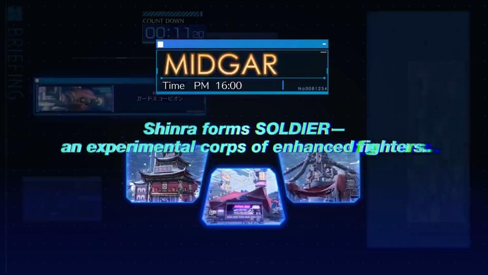 最终幻想7THE FIRST截图1