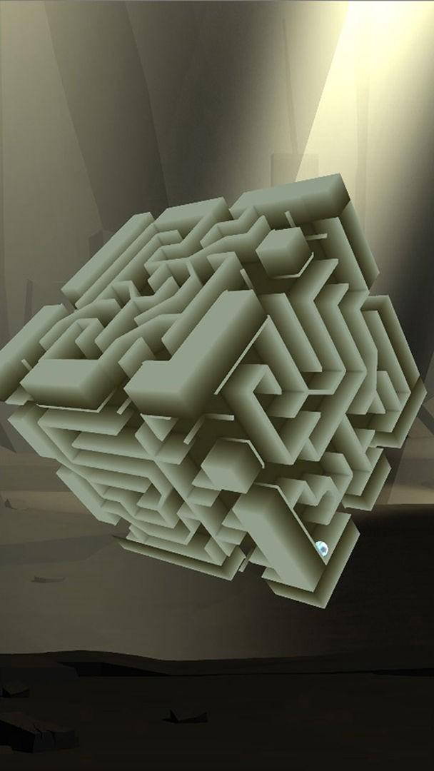 魔方迷宫3D截图1