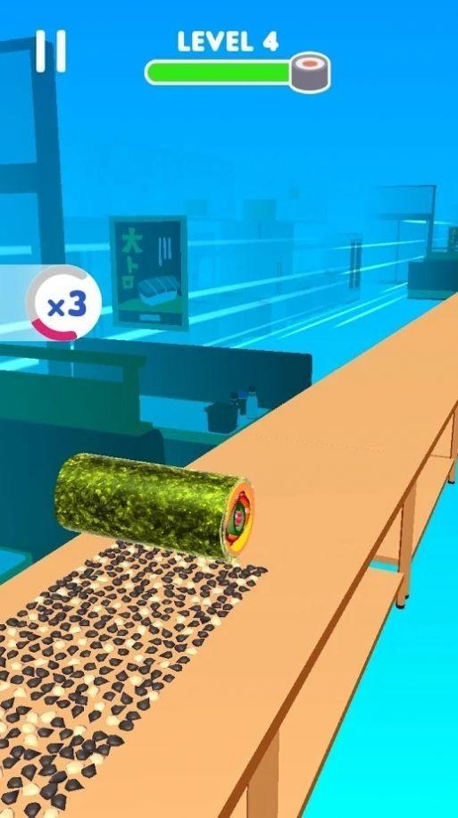 寿司卷3D截图1