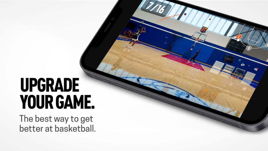 HomeCourt: Basketball Training截图5