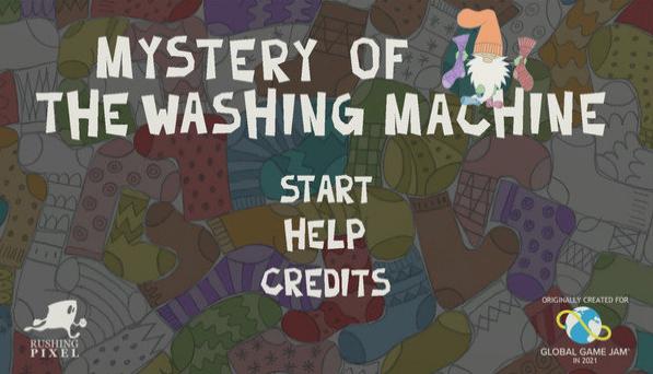 洗衣机之谜截图2