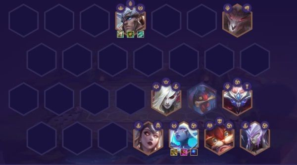 云顶之弈魔女索拉卡阵容怎么玩 云顶之弈11.10版本魔女索拉卡阵容玩法攻略