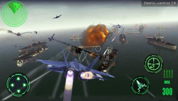 空中英雄3D截图2