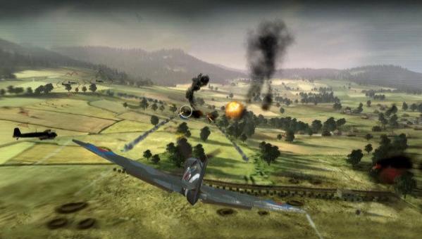 空中英雄3D截图1