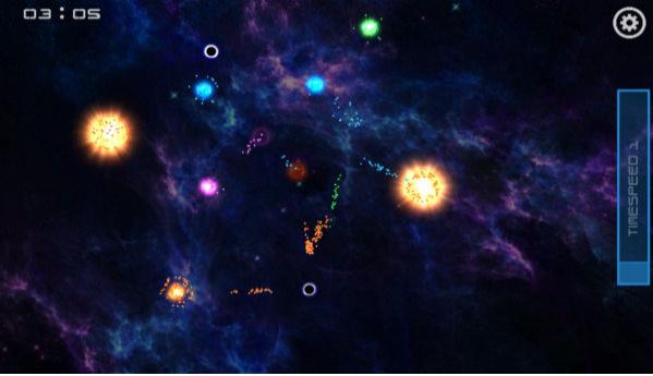星战模拟器银河系截图3