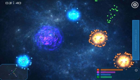 星战模拟器银河系截图1
