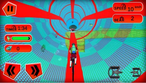 海底自行车骑士截图2