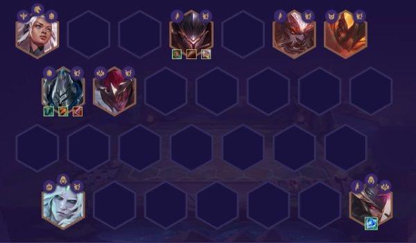 云顶之弈神盾战士怎么玩 云顶之弈11.10版本神盾战士阵容玩法攻略