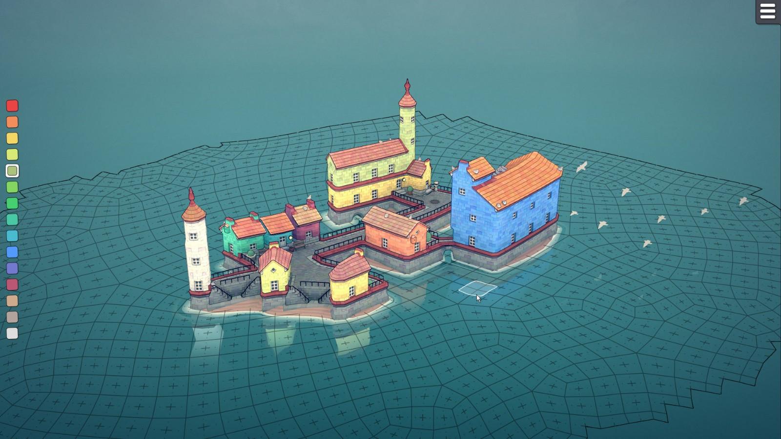 Townscaper截图2