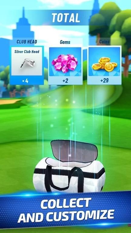 出色的高尔夫截图1