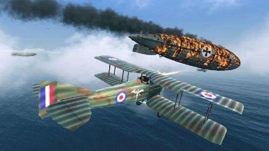 战机第一次世界大战截图4