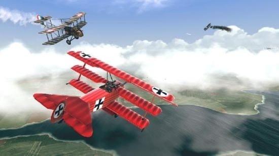 战机第一次世界大战截图2
