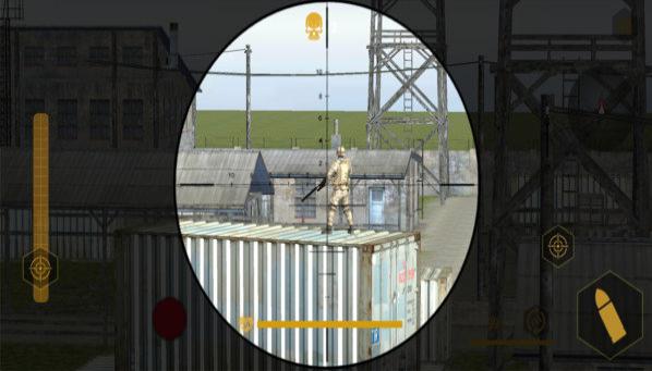 绝境射击战场截图1