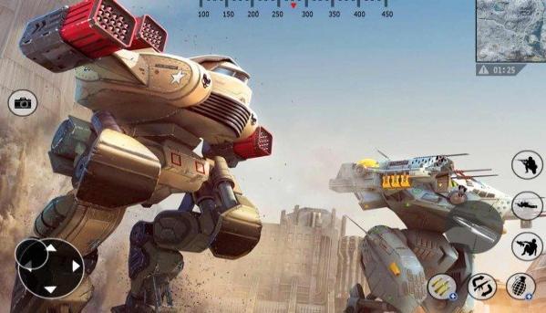 机器人大战新射击截图2