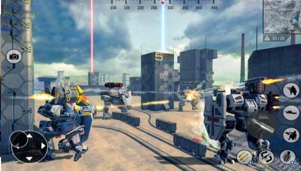 机器人大战新射击截图3