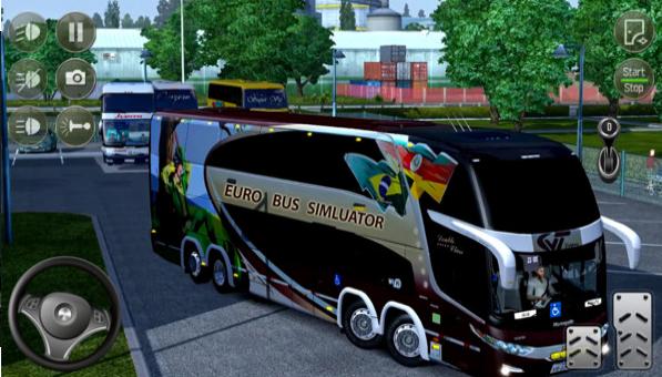 顶级公交车模拟截图3