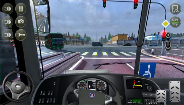 顶级公交车模拟截图2