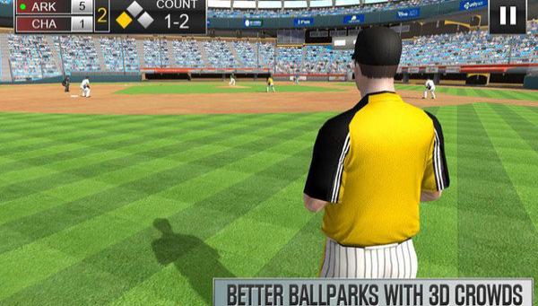 移动棒球管理截图2