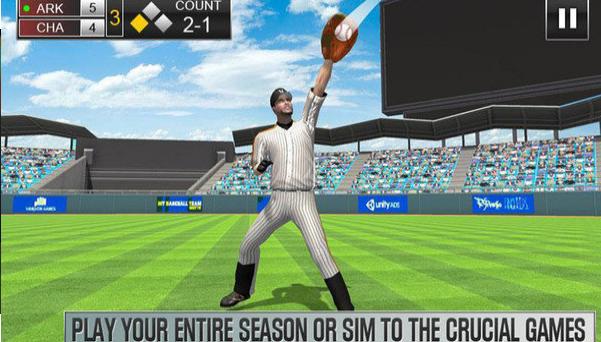 移动棒球管理截图3