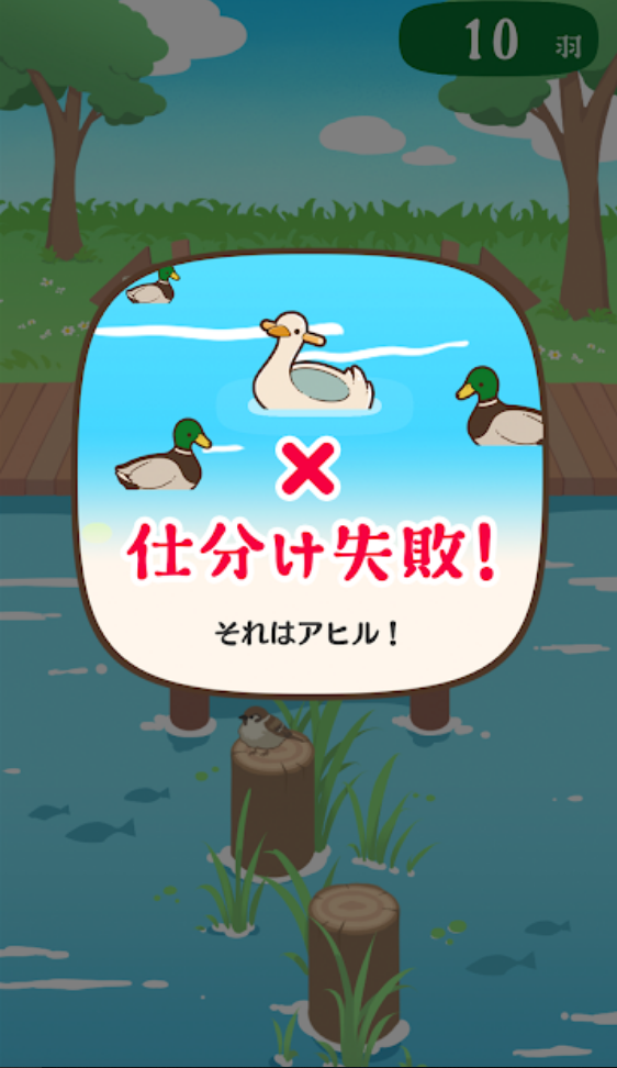 家鸭or野鸭截图3