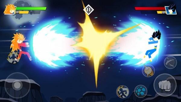 火柴英雄超级战争截图1