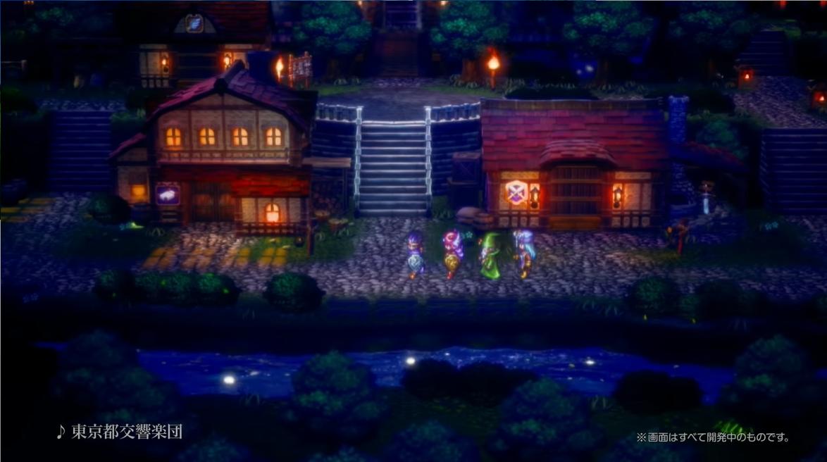 勇者斗恶龙3HD 2D版截图3